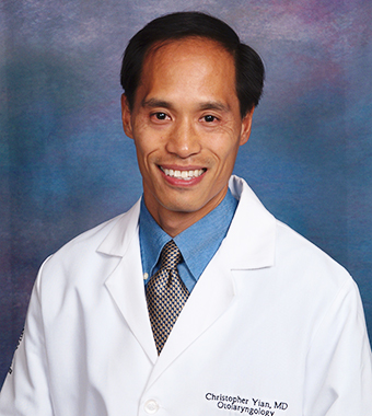 Dr. Christopher Yian - Orange County Ear, Nose and Throat Associates California
